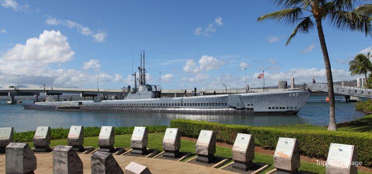 鮑芬號潛艇博物館3