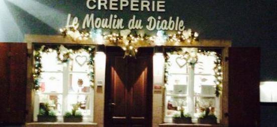 Le Moulin Du Diable