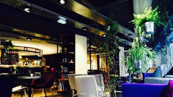 Bar Lounge - Le Comptoir