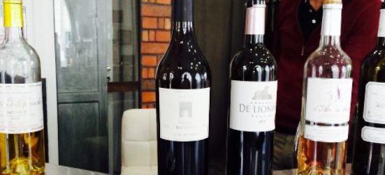 La maison des vins de Barsac et Sauternes