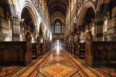 圣保罗大教堂-墨尔本-是条胳膊