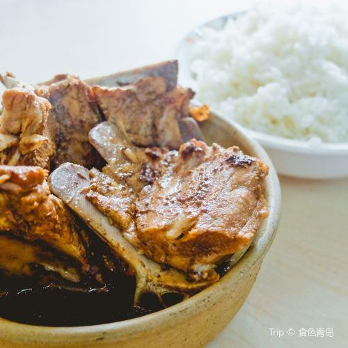 萬和春排骨砂鍋米飯(台東八路店)