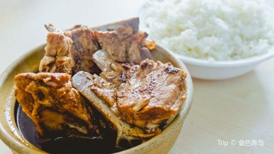 Wan Hechun Ribs Casseroles Rice (Tai DongBa Road)