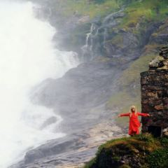 Kjosfossen waterfall User Photo