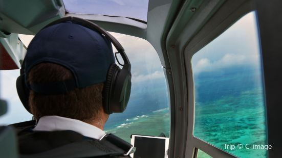 Great Barrier Reef Airplane Tour