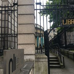 National Library of Ireland User Photo