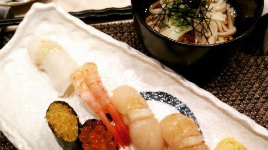 Senri Nozuki壽司午餐