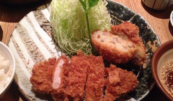 名代豬排Katsukura(三條本店)2