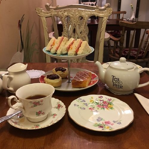 Tea and Tattle