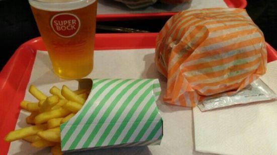 Burger Hight