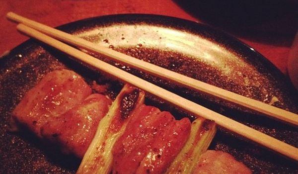 Ken Yakitori Bar1