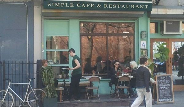 Simple Cafe