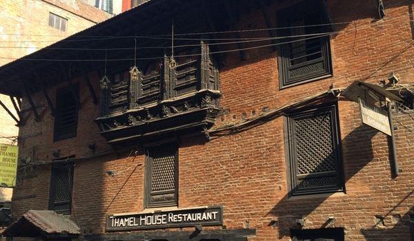 Thamel House Restaurant2