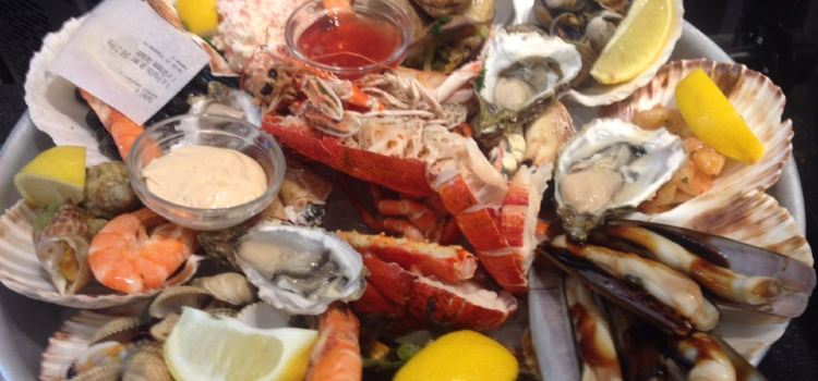 The Seafood Bar (Van Baerlestraat)