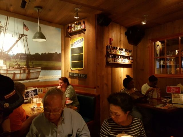 Bubba Gump Shrimp Co.(Hollywood,CA)