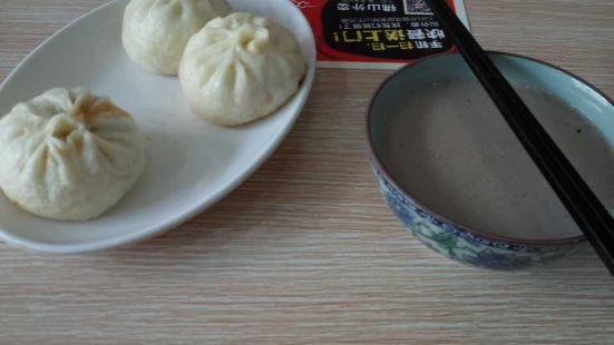 香百川包子奶茶