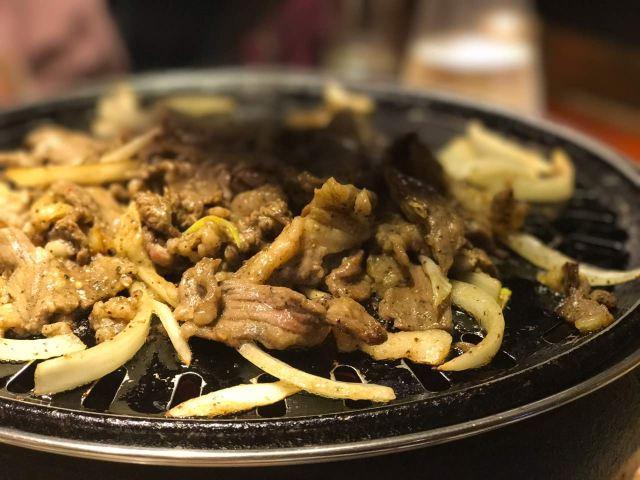 Jiaoban ing Steak House