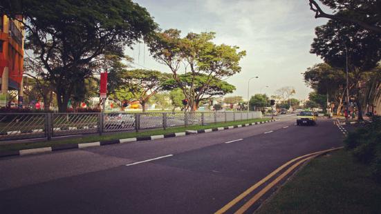 New Bridge Road