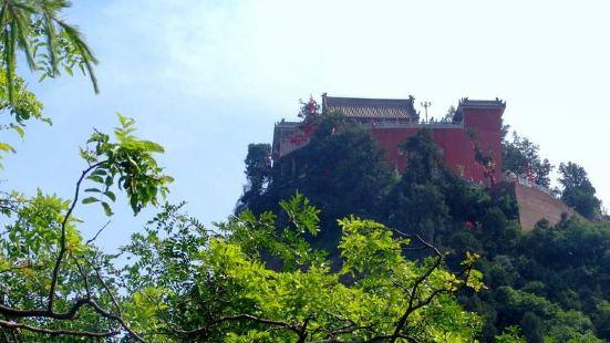 陝西香山寺