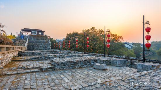 明城牆城門遺址