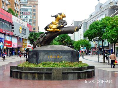 蕪湖市中山路步行街