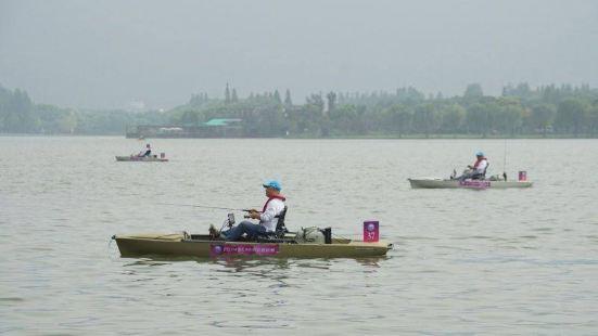 尚湖卡亞克舟釣俱樂部