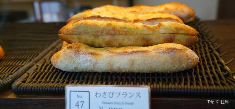 麵包店和桌子(箱根店)1