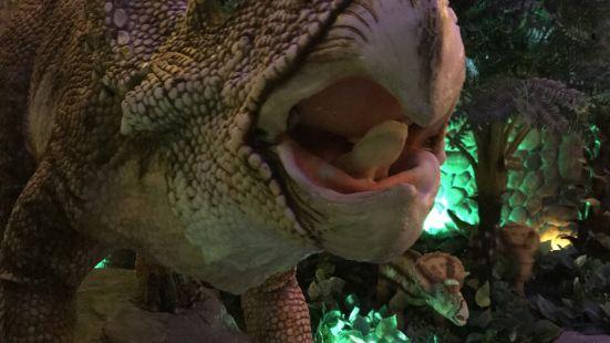 【恐龍人俱樂部】七大主題密室