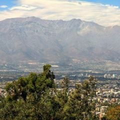 Virgen Cerro San Cristobal User Photo