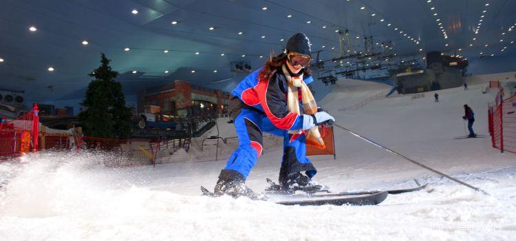 스키 두바이1