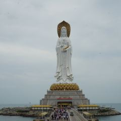 Guanyin Goddess at Nanshan User Photo