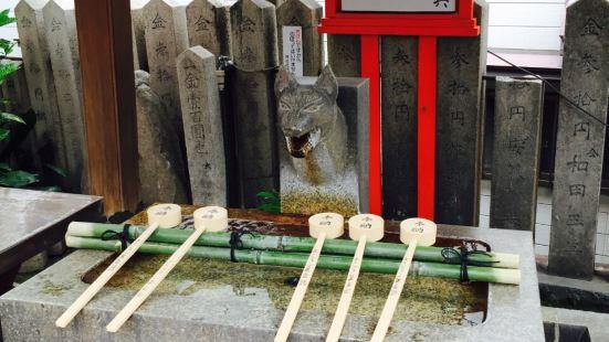 Matsuo Inari Shrine