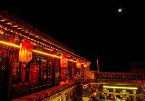 平遙古城為迷茫的人點了一盞紅燈籠,五爺廟還願之旅—平遙五台山4日遊