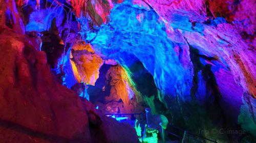 타이안 지하용궁(구 대산대협곡)