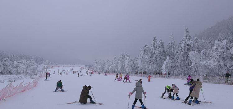 廬山滑雪場3