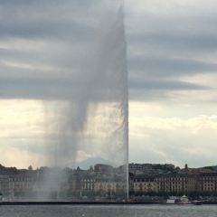 The Geneva Water Fountain User Photo