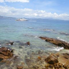 연인섬  여행 사진