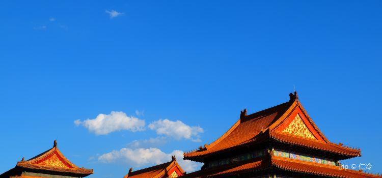 Hall of Preserving Harmony (Baohedian)2
