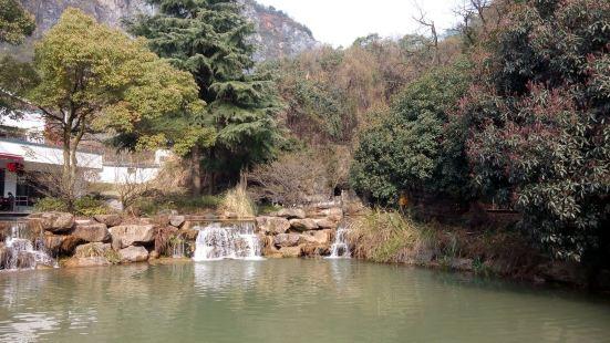 蘭溪六洞山地下長河