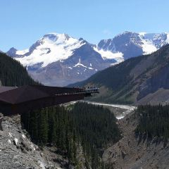 Glacier Skywalk User Photo