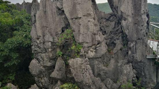Hezhou Stone Forest