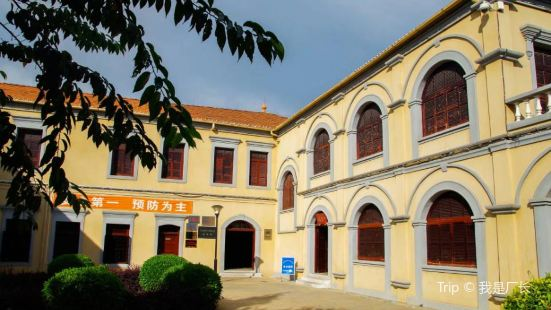 The Memorial Hall of the National Southwest Union University in Mengzi