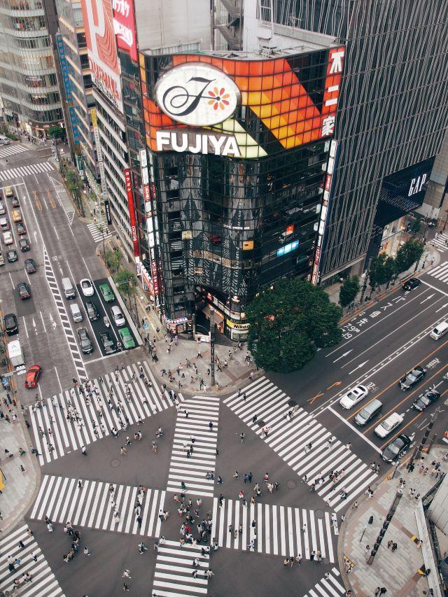 東京,在每個人心中都有不一樣的模樣
