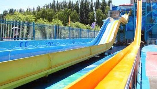 沙城印象鴛鴦湖溫泉水世界