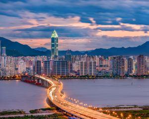 香港-溫州 機票酒店 自由行