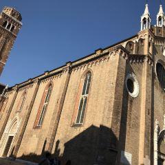 산티시미 조반니 에 파올로 교회 여행 사진