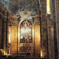 卡拉瓦喬為聖路吉教堂用戶圖片