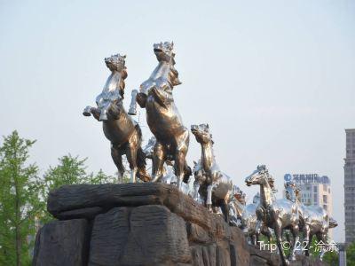 白馬湖文化公園