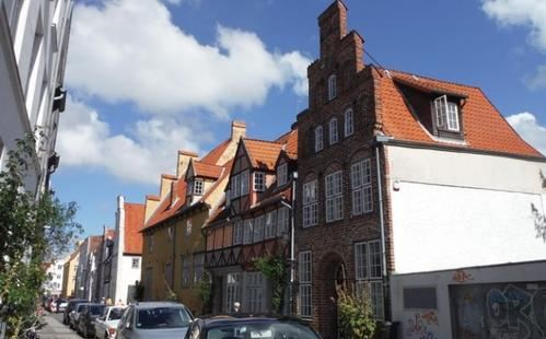 Hannover's oldest family house
