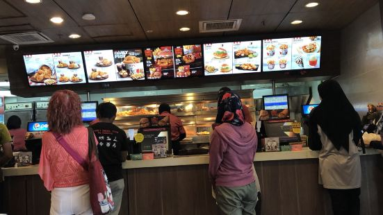 KFC (Aeon AU2 Setiawangsa)